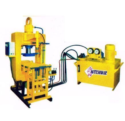 Vibro Paver Block Making Machines in   Near Kailas Refrigeration