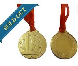 1st Gold Medal