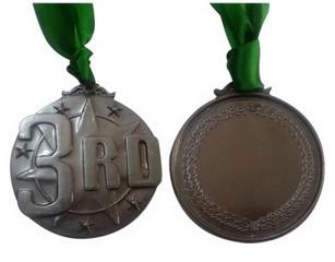 3rd Bronze Medal