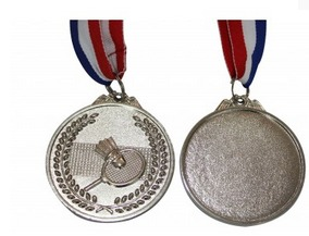 Big Badminton Silver Medal