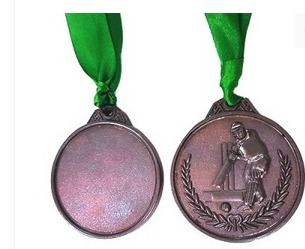 Big Cricket Bronze Medal