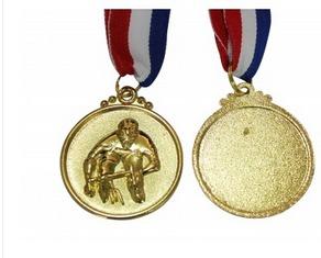 Cycling Gold Medal