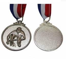 Cycling Silver Medal