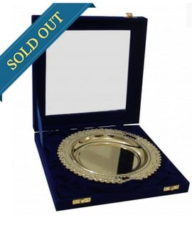 Ft Round Plate Trophy