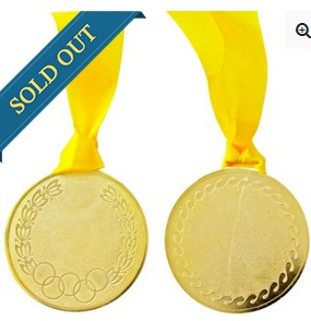 Heavy Olympic Gold Medal