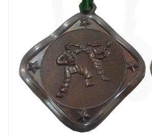 Karate Bronze Medal