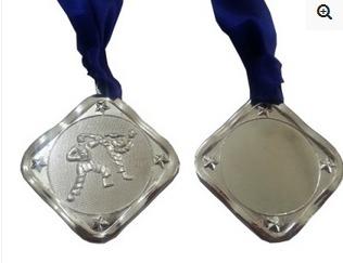 Karate Silver Medal