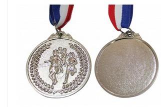 Marathon / Running Silver Medal