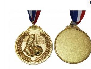 Soccer / Football Gold Medal