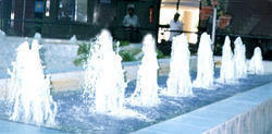 Bubbler Fountain