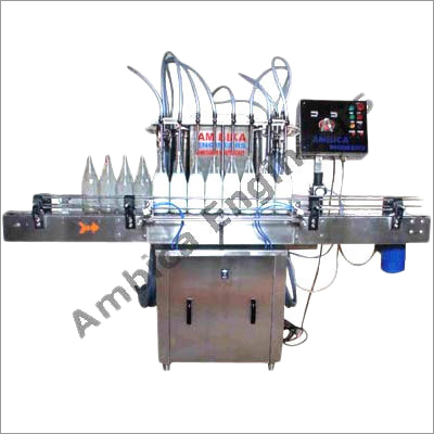 Eight Head Liquid Filling Machines