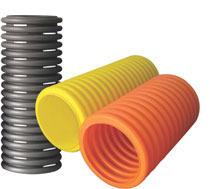 Industrial PP Corrugated Pipe in  Chandkheda