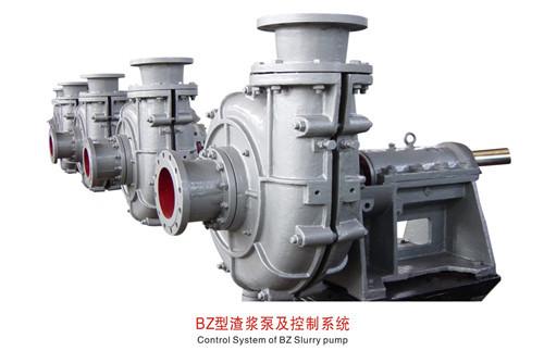 Robust Slurry Pumps