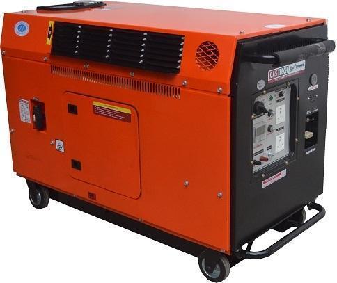 Super Silent Portable Generator