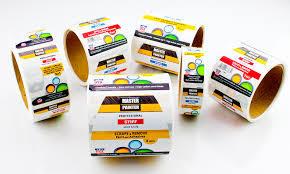 UV Printed Labels