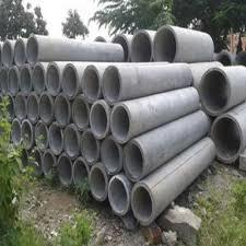 Cement Pipes For Residential Construction