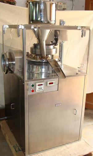 Lab Press Machine