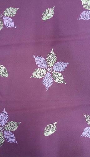 Colorful Chirag Pearl Print Fabrics