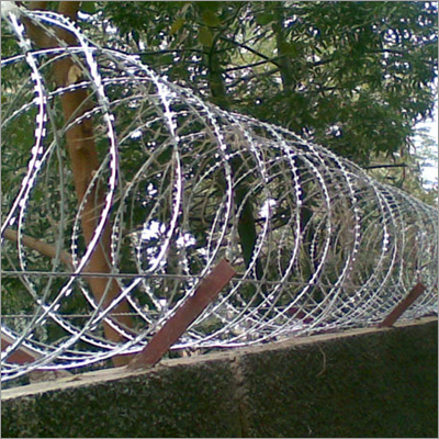 Concertina Cross Razor Wires
