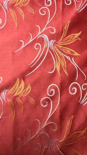 Dark Jacquard Fabrics