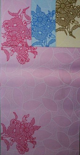 Fancy Satin Print Fabrics