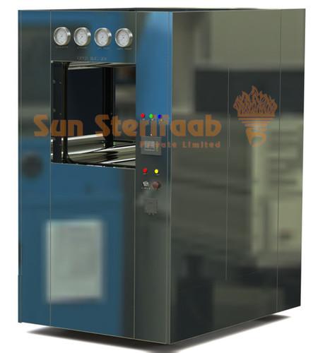 Horizontal Rectangular Steam Sterilizers
