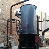 Wood Coal Fired Vertical Thermic Fluid Heater