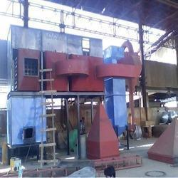 Wood Coal Indirect Fired Hot Air Generator