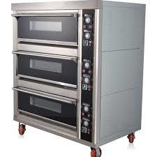 Luxury Computerized Electric Oven Single Deck