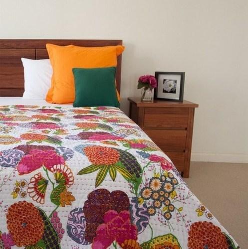 Floral Soft Cotton Fabrics