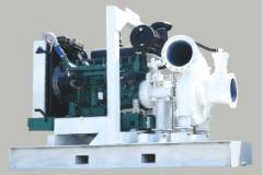 Industrial Water Pump Units