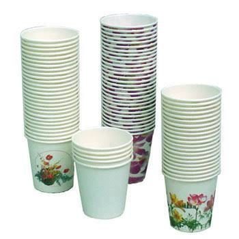 Paper Tea Cups in   Hesabatu