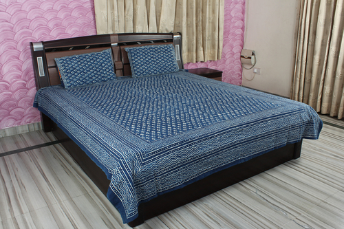 Printed Soft Cotton Bedspreads And Bed Sheet