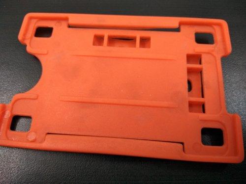 Heavy Pvc Plastic Card Holder