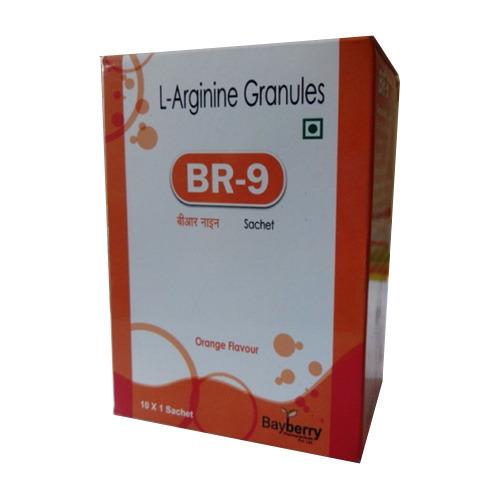 Nutraceutical Granules Sachet
