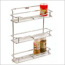 Wall Hanging Kitchen Rack in  Kamdar Indl.-Navghar-Vasai (E)