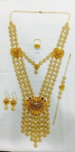 Kuwaiti Gold Necklace