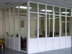 Office Upvc Partition
