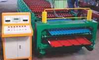 Double Decker Roll Forming