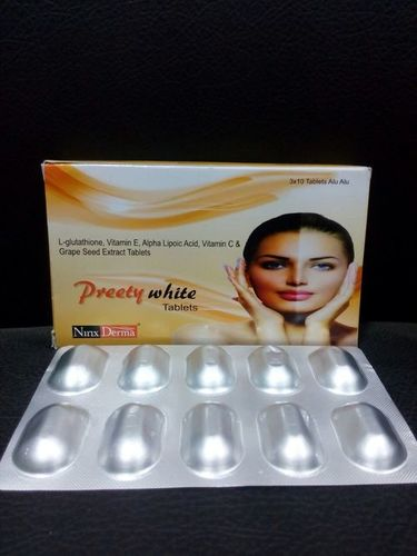 Glutathione Fairness Tablets