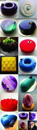 Glzmix R99 Cold Spreadable Glazes For Cakes