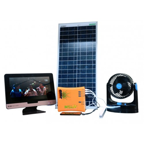 Solar Home Lighting System (Vasu 04)  in  18-Sector