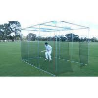 Cricket Practice Net in  New Area