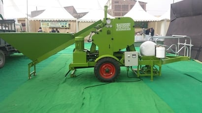 Mini Silage Balers And Wrappers