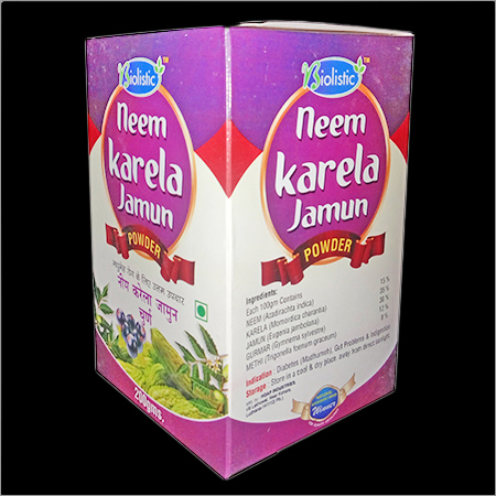 Neem Karela Jamun Powder in  Chandigarh Road