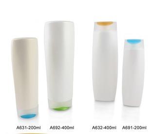 Plastic Pantene Classic Series Shampoo Bottles