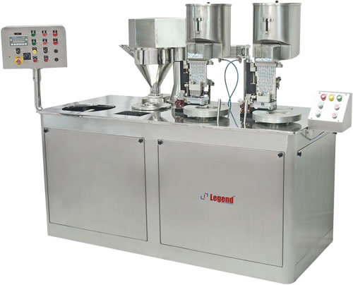 Semi Automatic Capsule Filling Machines