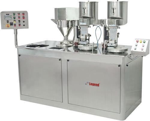 Semi Automatic Capsule Filling Machines in  Khidderpore