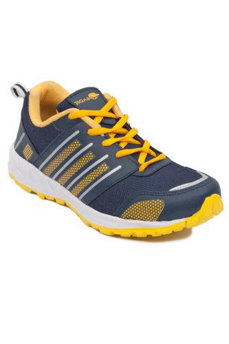 Dark Blue Running Shoes