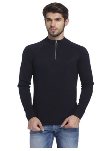 Men Blue Sweatshirt in  Nangloi